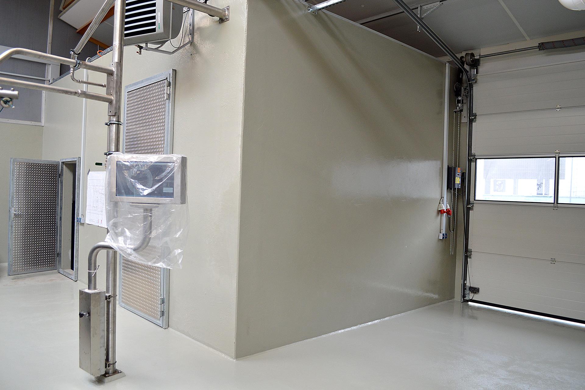 Referenz Boden- und Wandbeschichtung, Bild 0030