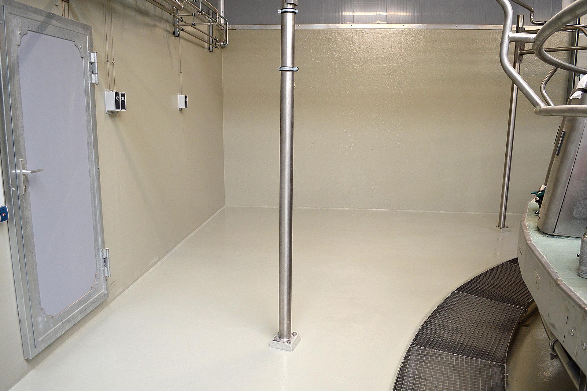 Referenz Boden- und Wandbeschichtung, Bild 0040